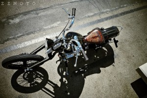 SUZUKI SAVAGE 650 CHOPPER