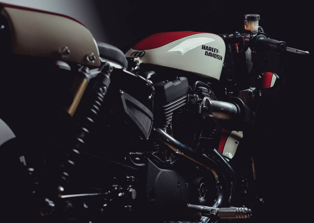 HARLEY CAFERACER XL